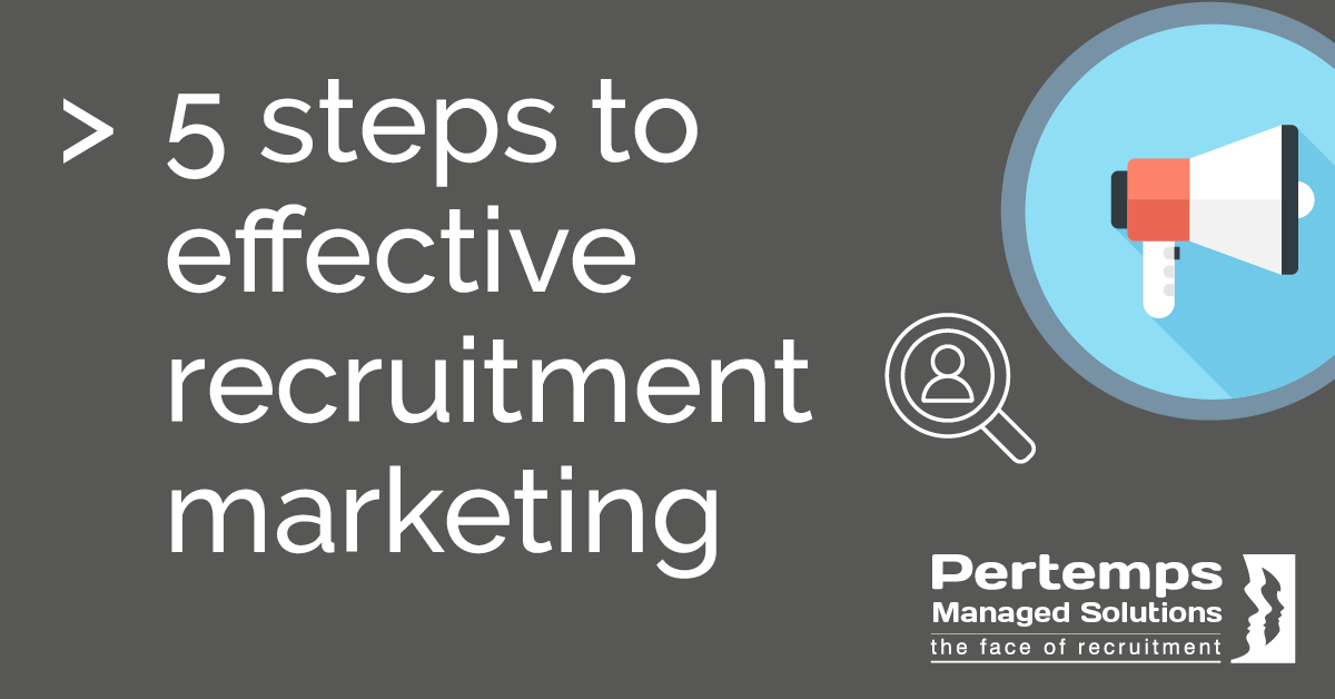 PMS Blogs 5 Steps To Effective Recruitment SOCIAL